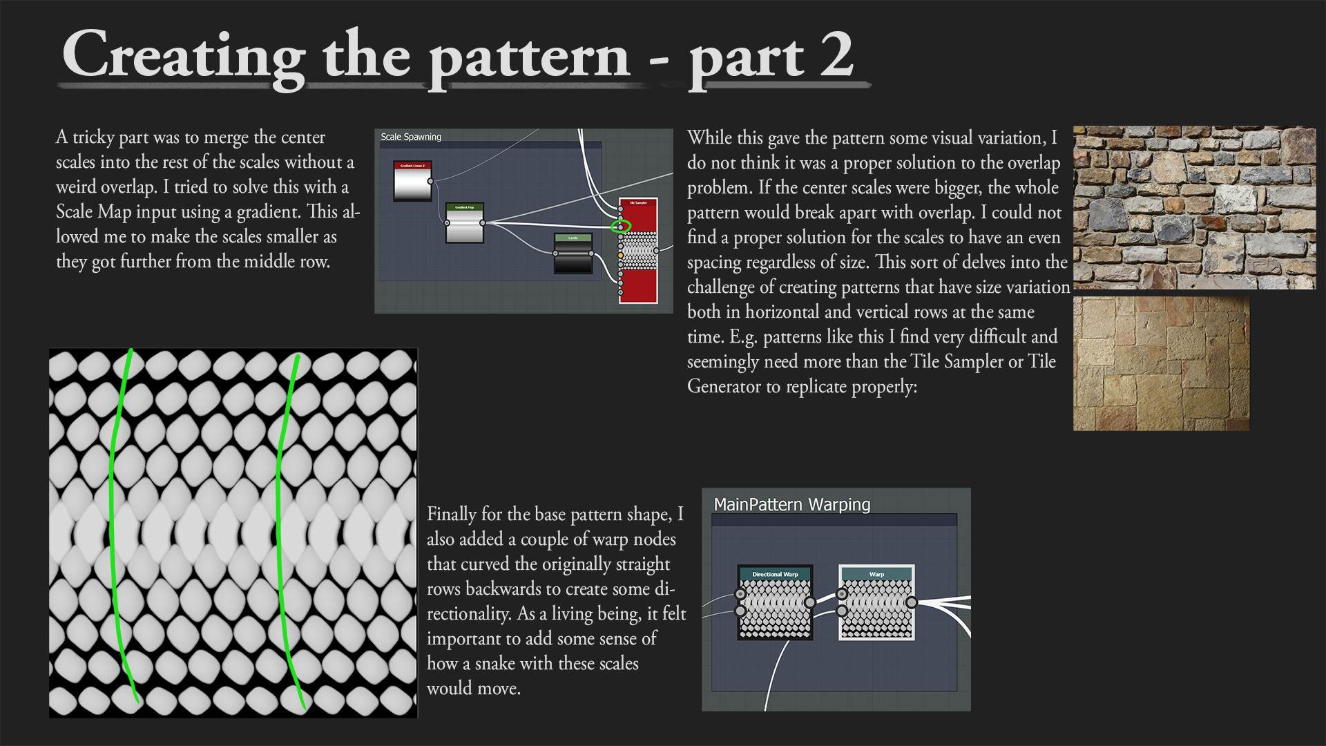 Olle norling creation of pattern part 2 smallersize