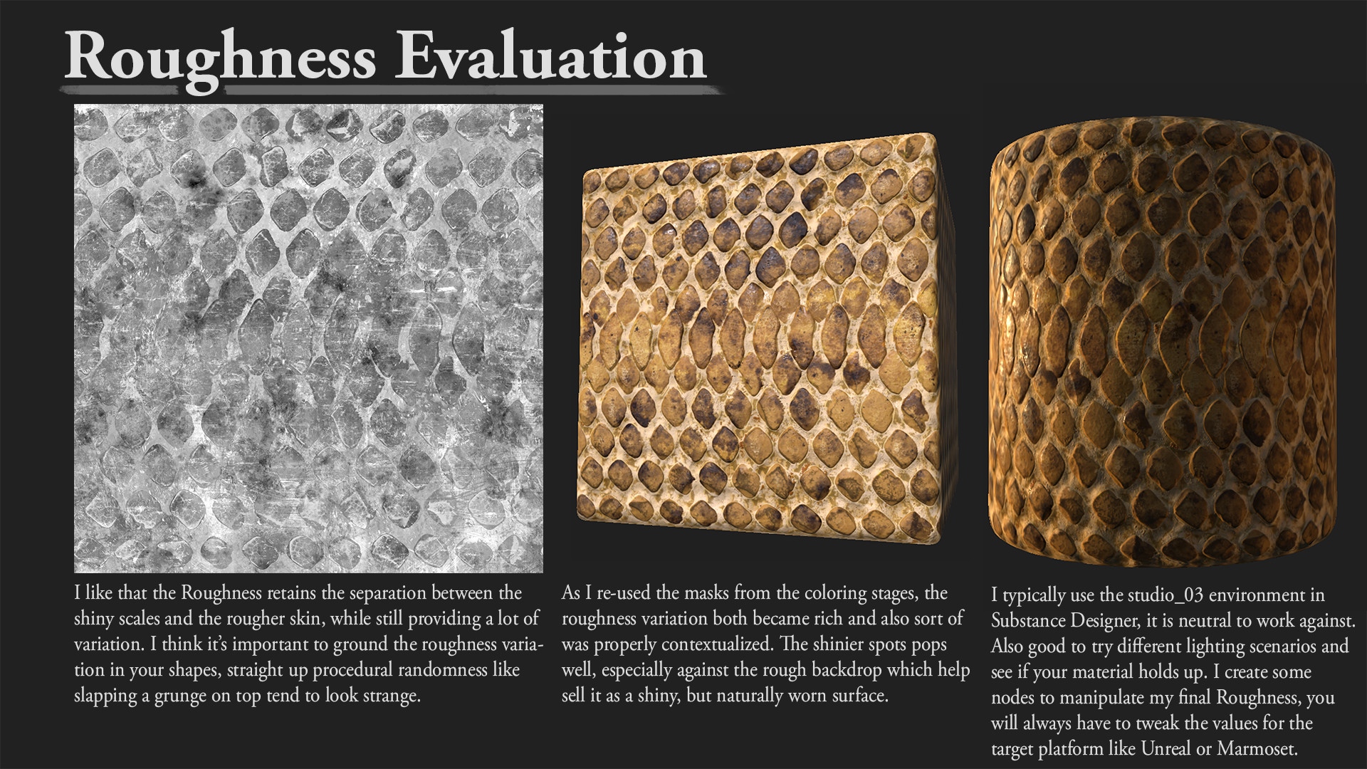Olle norling roughness evaluation smallersize