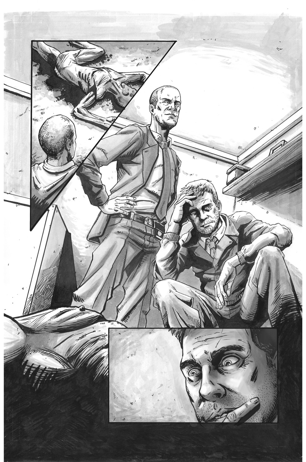 Page Inks / Ink Wash