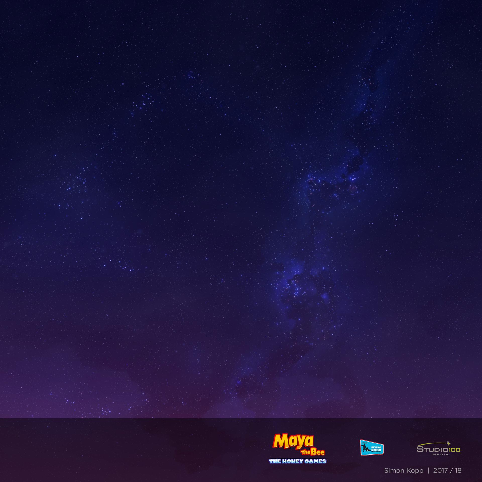 Starry Sky Matte
