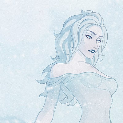 Evgenia greene the queen of ice and snow