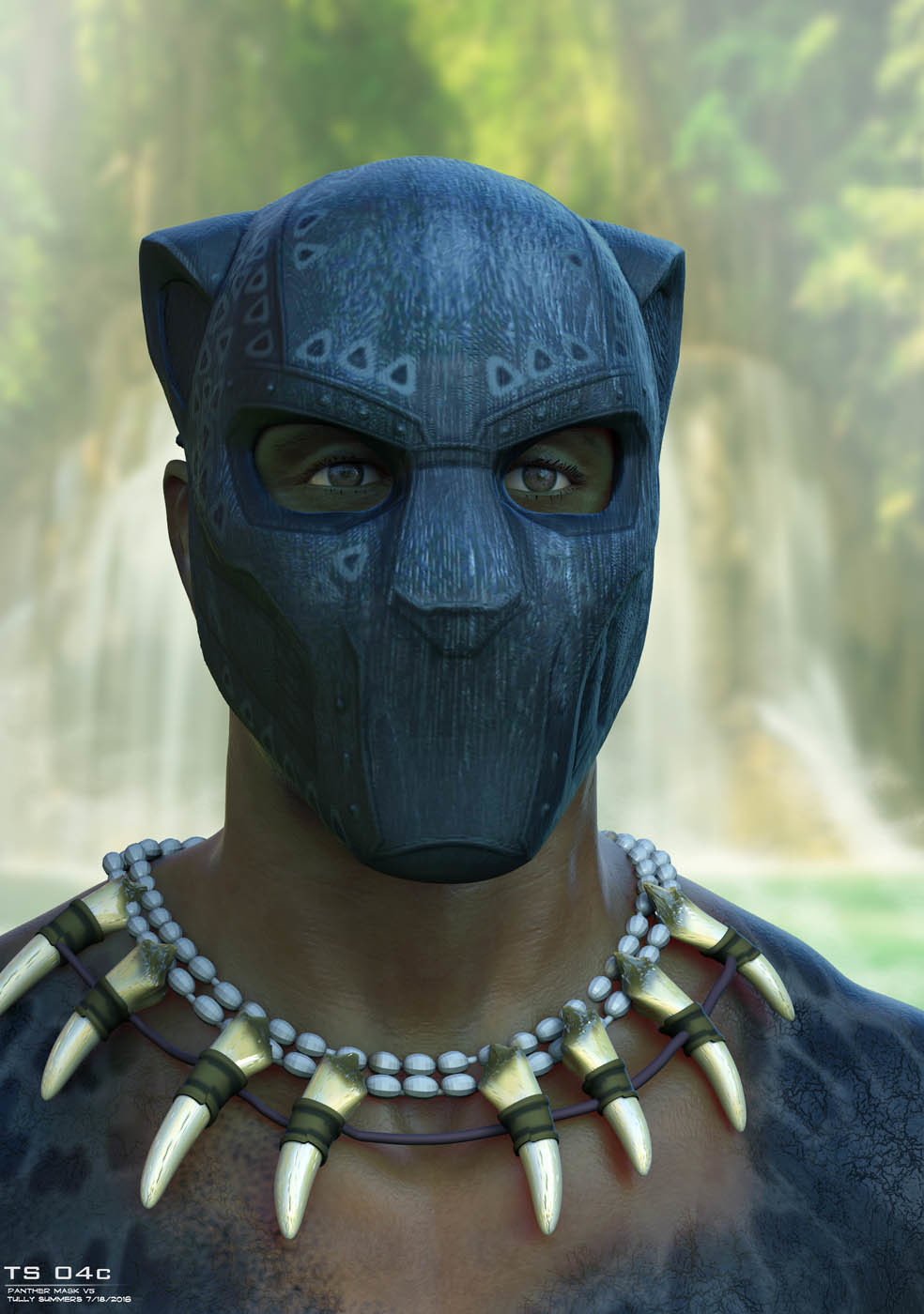 Tully Summers Black Panther T Challa King S Challenge
