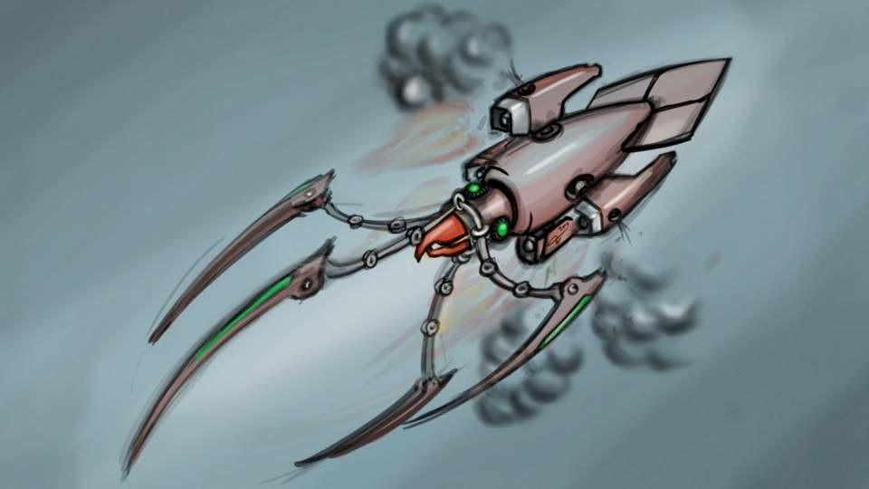Arcadeous phoenix squidmarinev2
