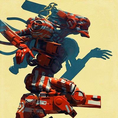 Pascal blanche giantbot low