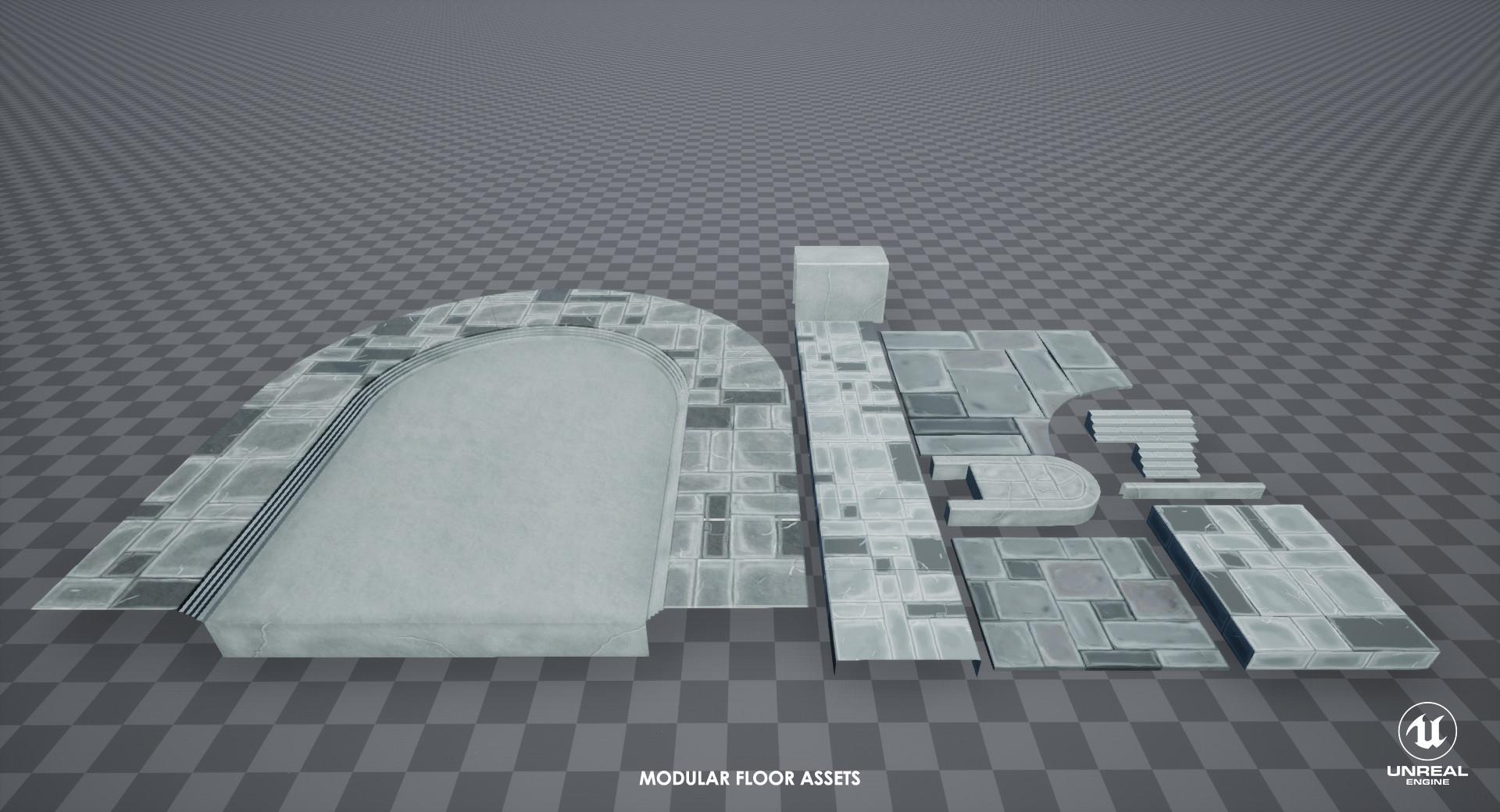 Modular Floor Assets