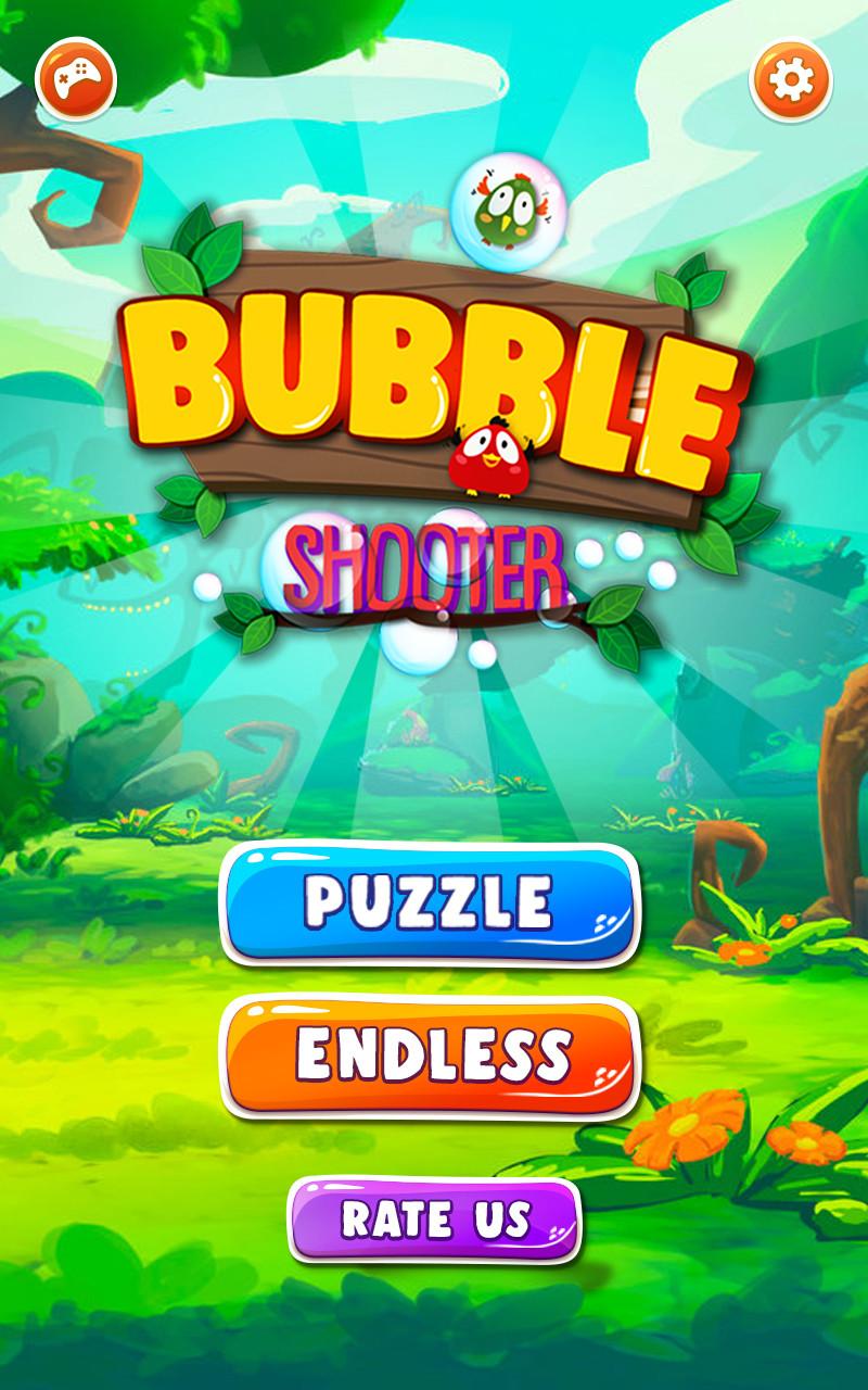 ArtStation Bubble Shooter Game UI Design Sanwal Aftab - Game ui design