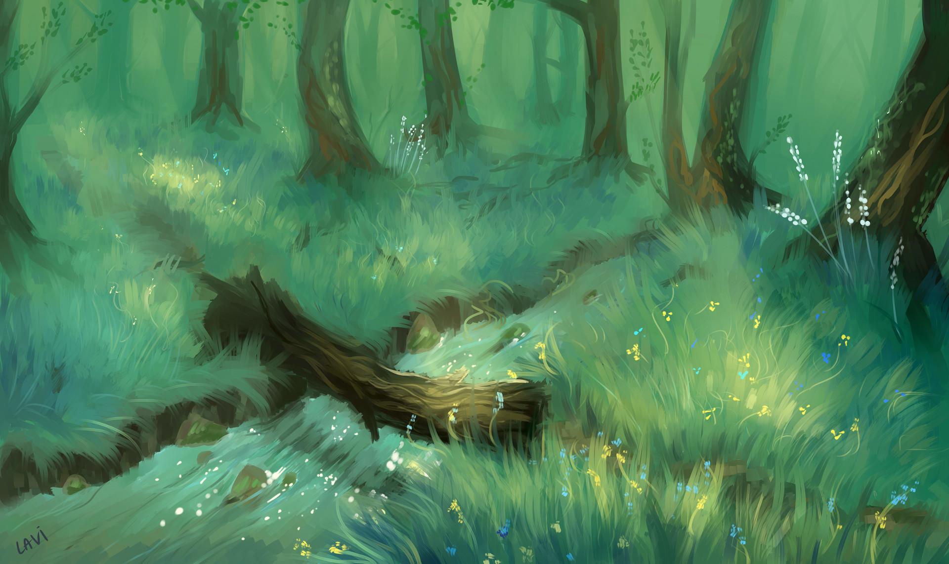 Meitar lavi forest1