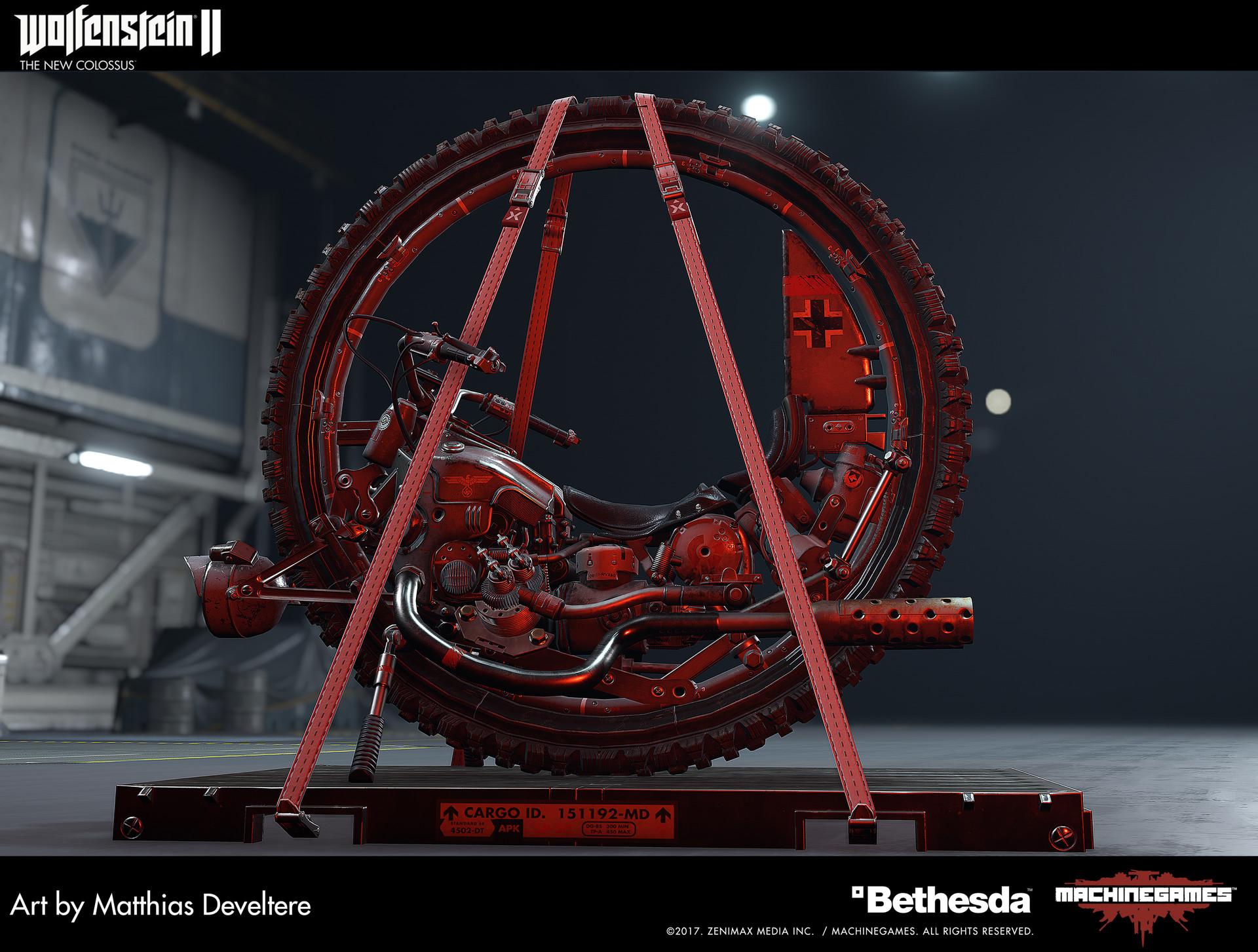 Matthias develtere monowheel 5