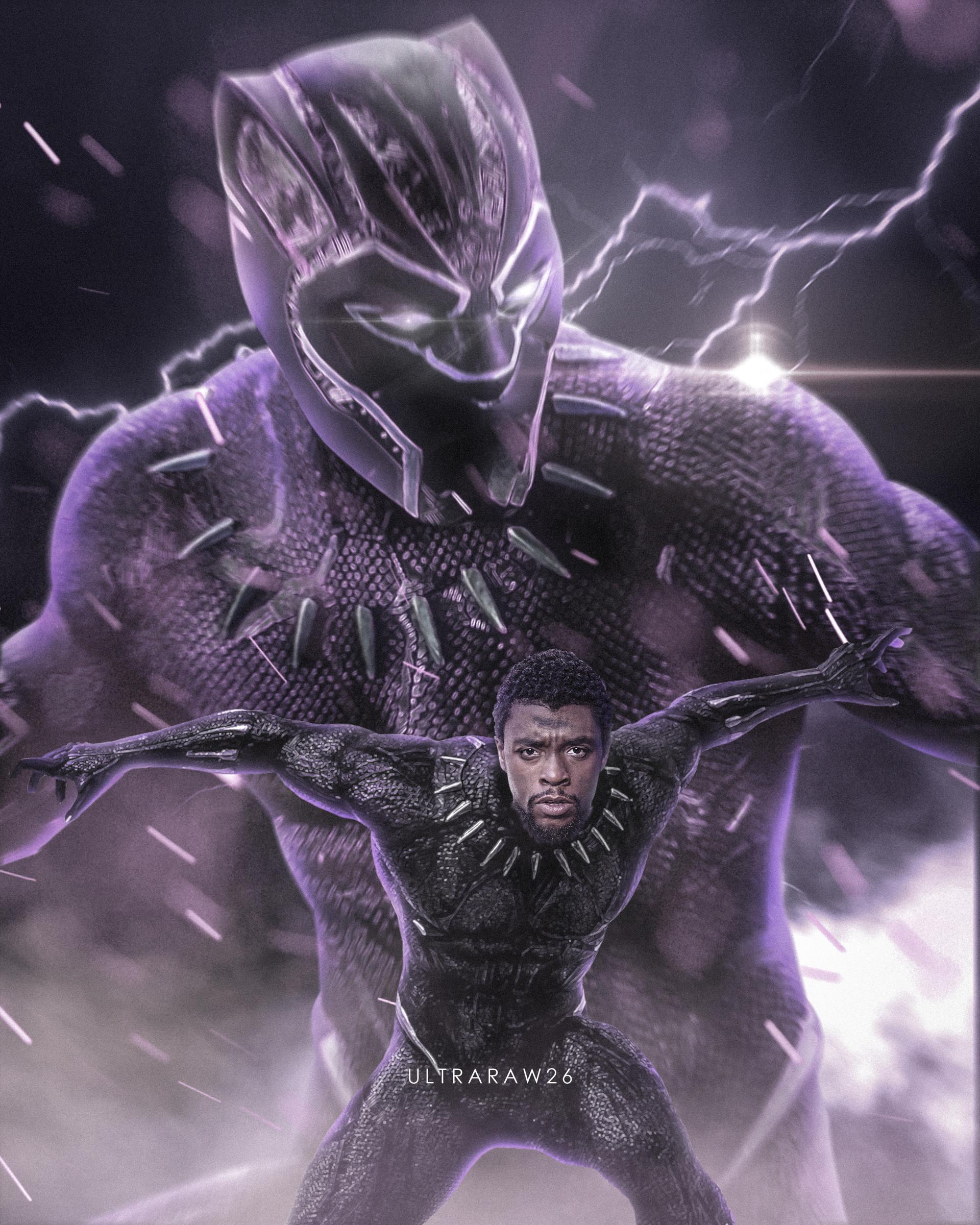 Artstation Black Panther Eric Killmonger Yadvender Singh