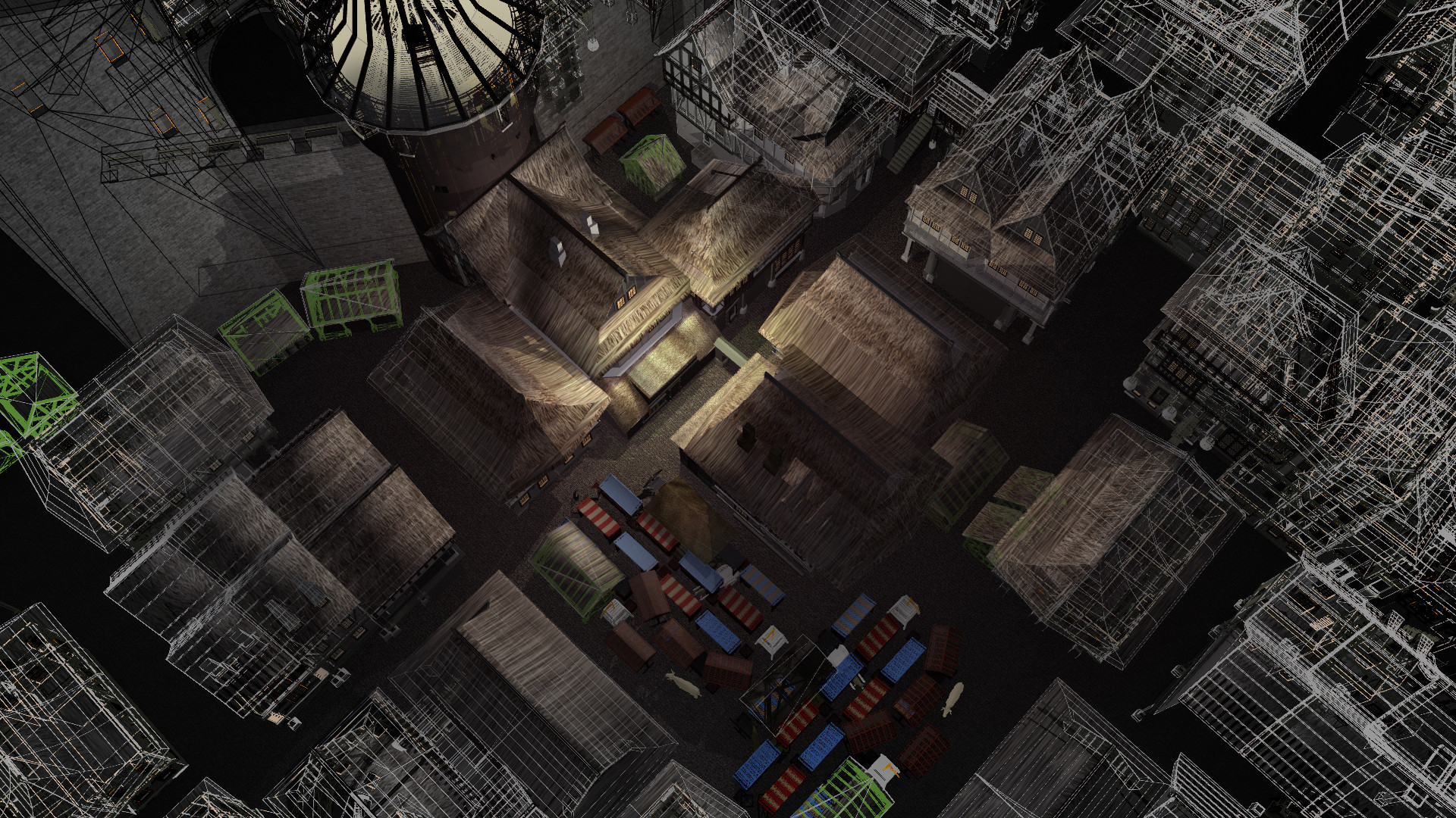 3D Geo for the Tavern Effect  - Once Upon  a Time Season 1