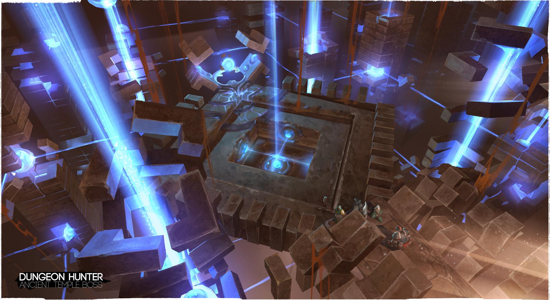 Markus lenz ancient ones boss arena 2
