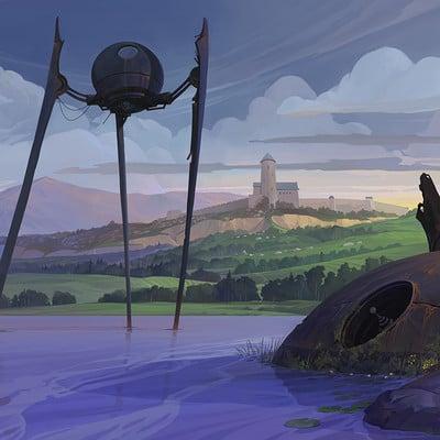 Igor artyomenko robots landscape21