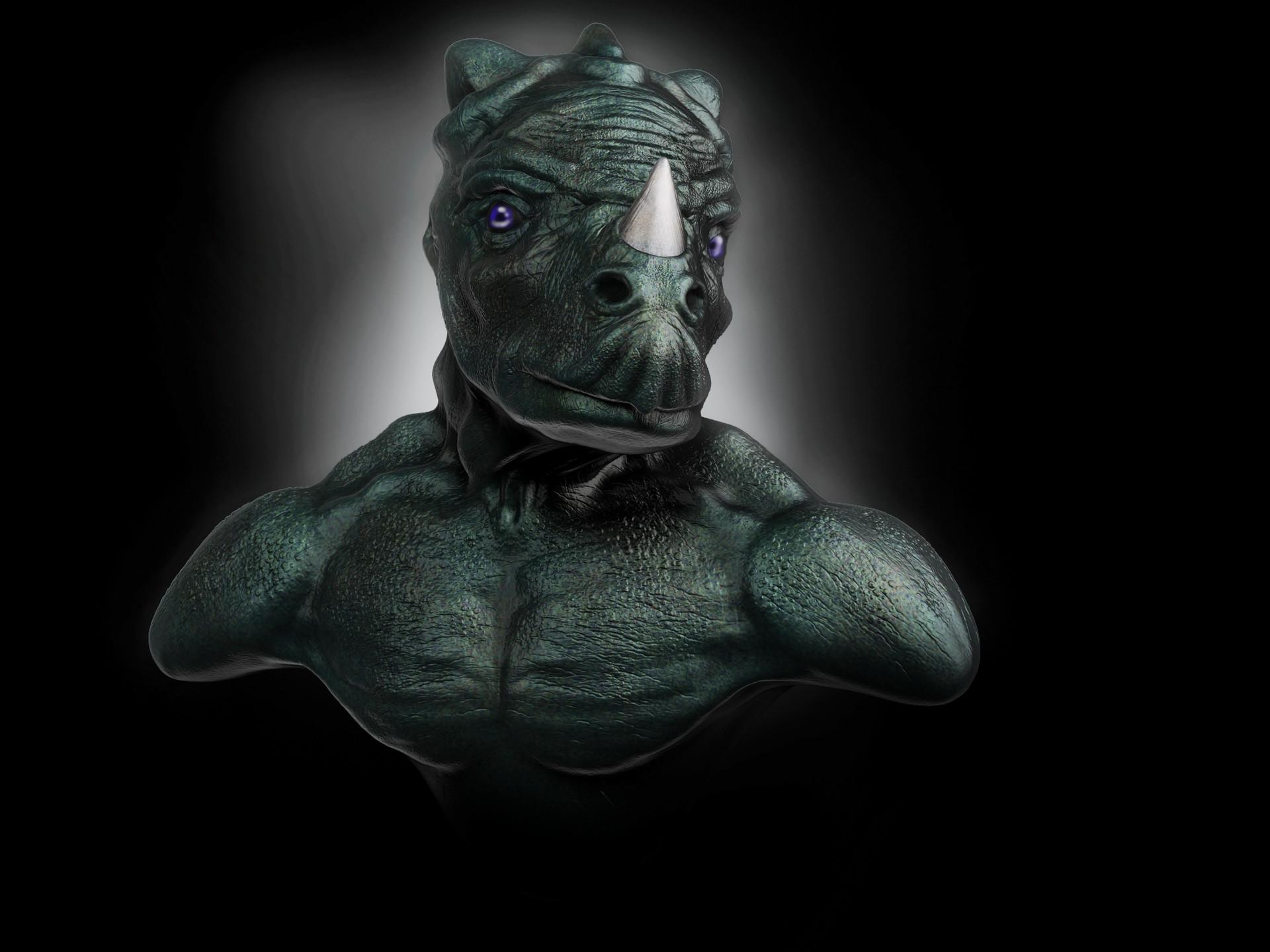 Oliver ruiz creature conceptart