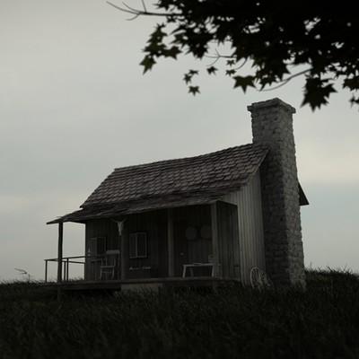 Valentin lethen cabin render
