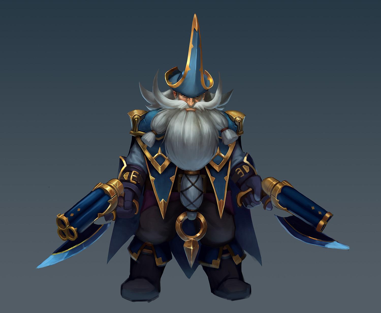 Captain Blueblood