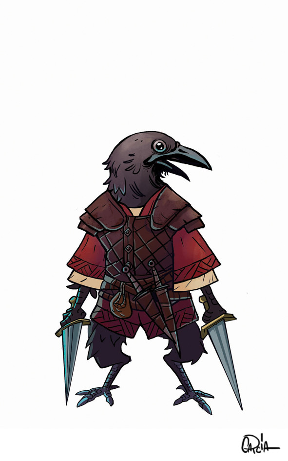 Chaim garcia kenku bard of swords