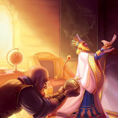Jacqui davis fantasy king medieval