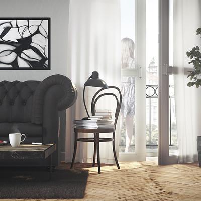 Oscar tranque 180310 habitacion sofa final