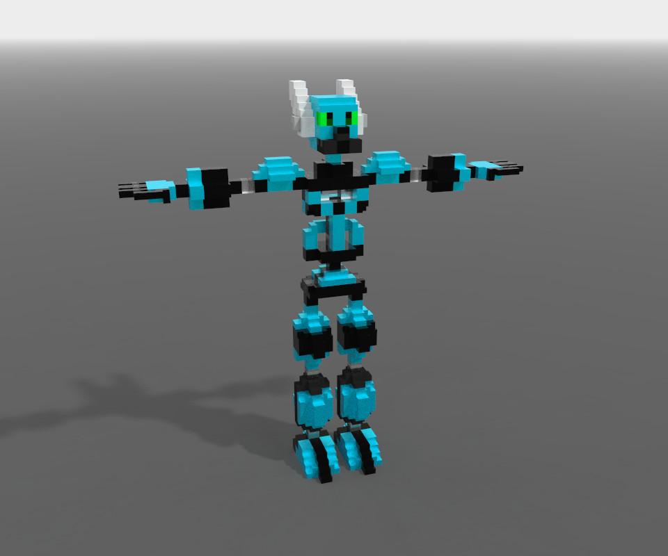 Vrchat Model Maker