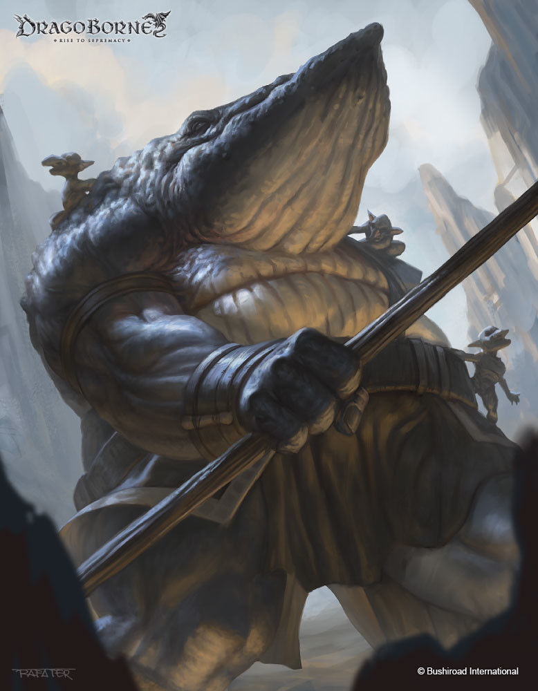 Dragoborne: Ghatano Ancient One