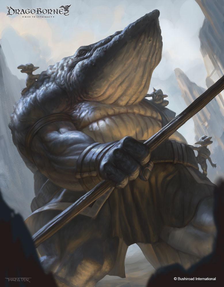 Dragoborne: Ghatano Ancient One