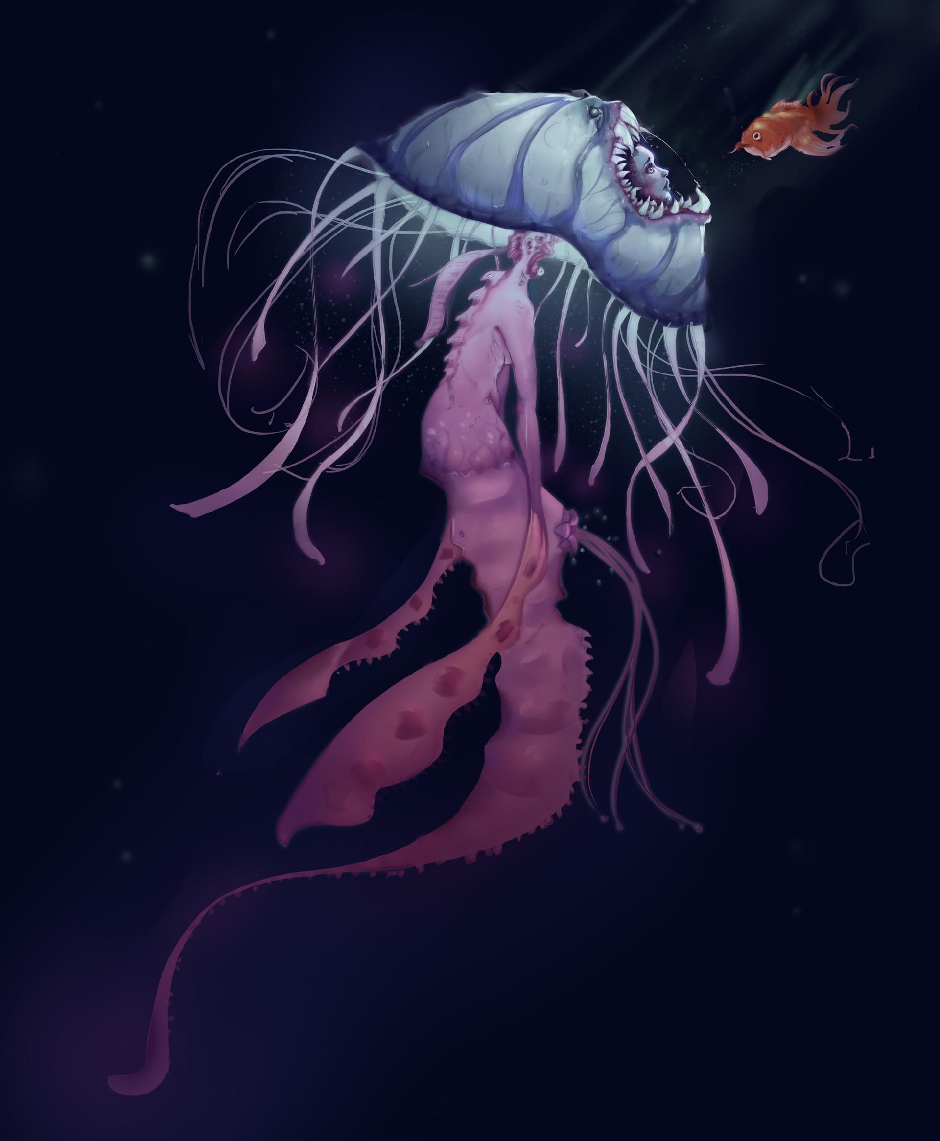 Boyan kazalov jellyfishmonsterplantfinal