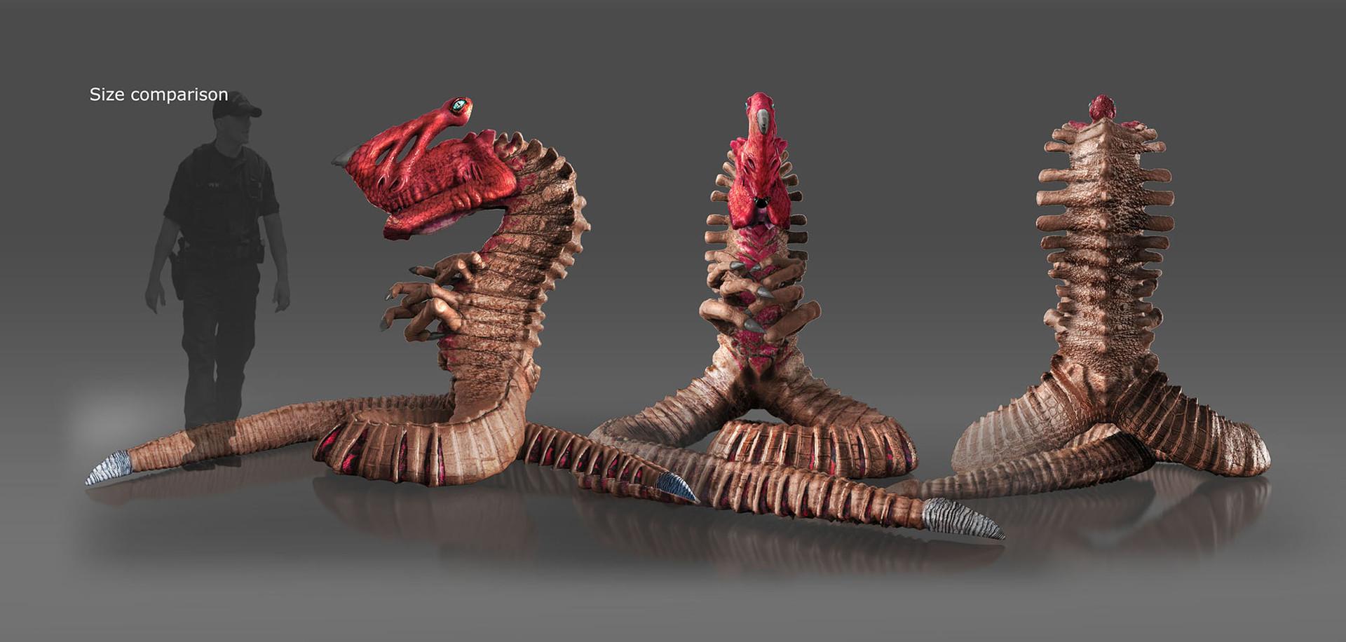Grimm Odds - Gore-Head Gator - Views