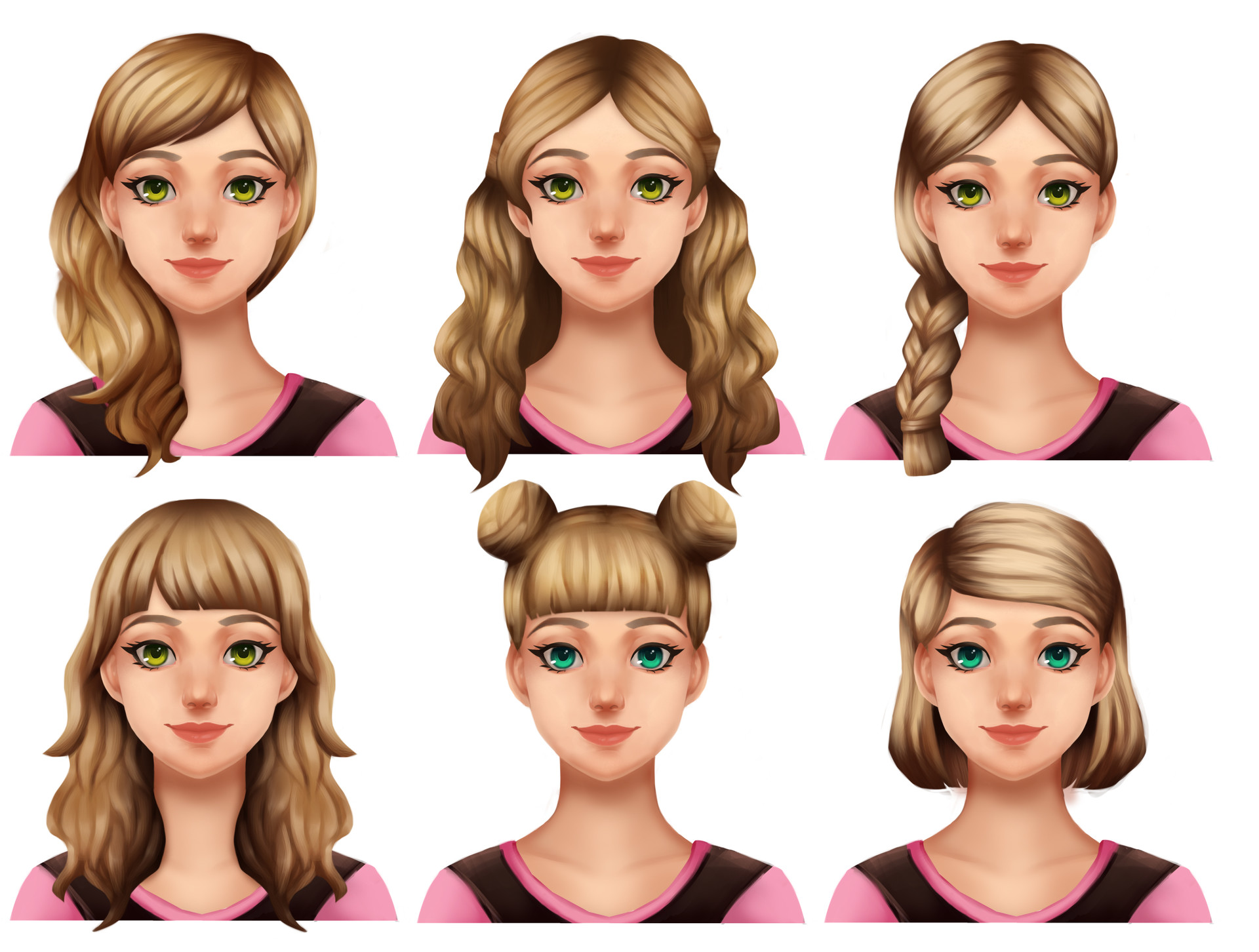 Megan sunnucks hairsamples