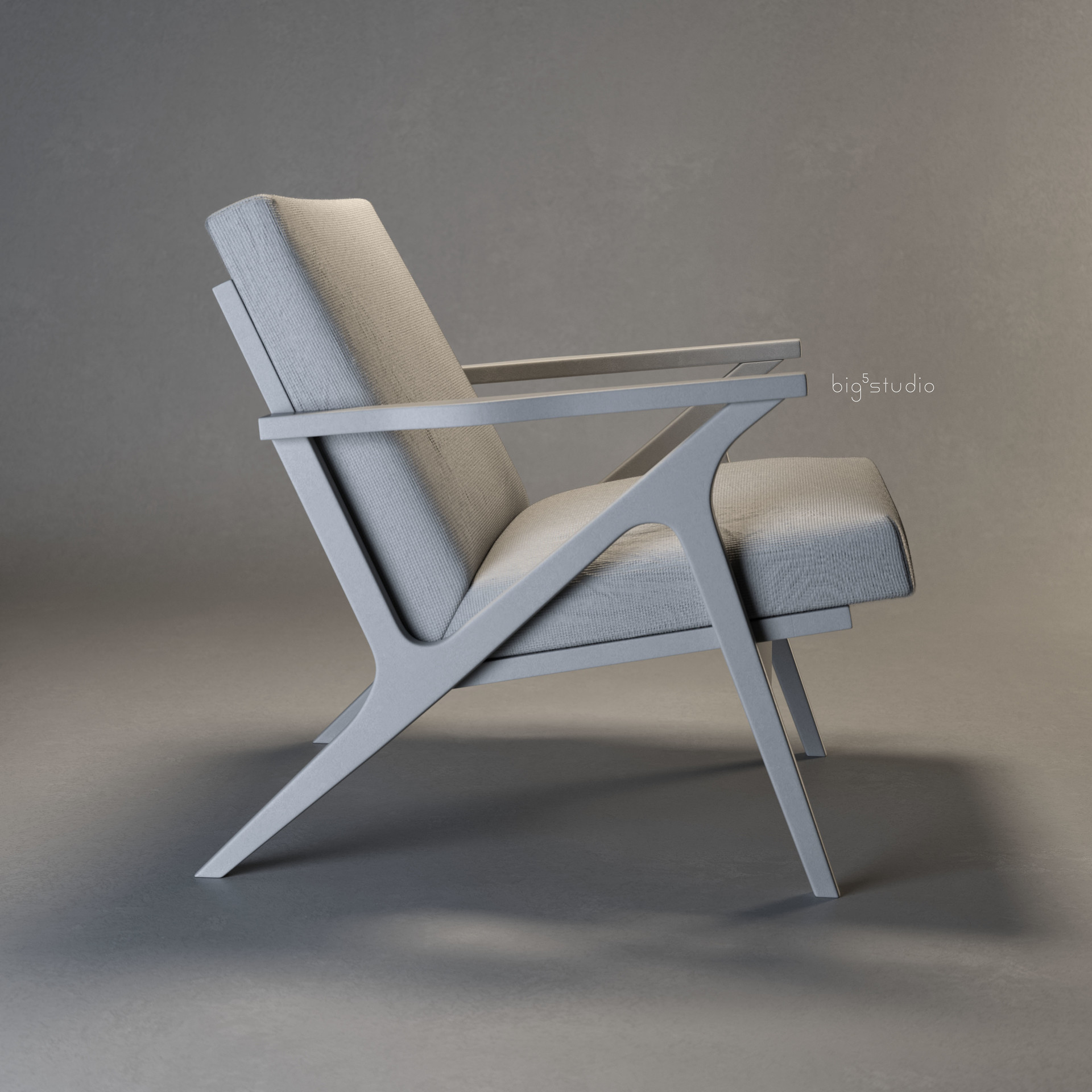 Neal biggs product chair cavettwoodframe0001 clay