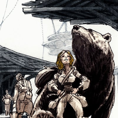 Midhat kapetanovic midhat kapetanovic sketch0115a