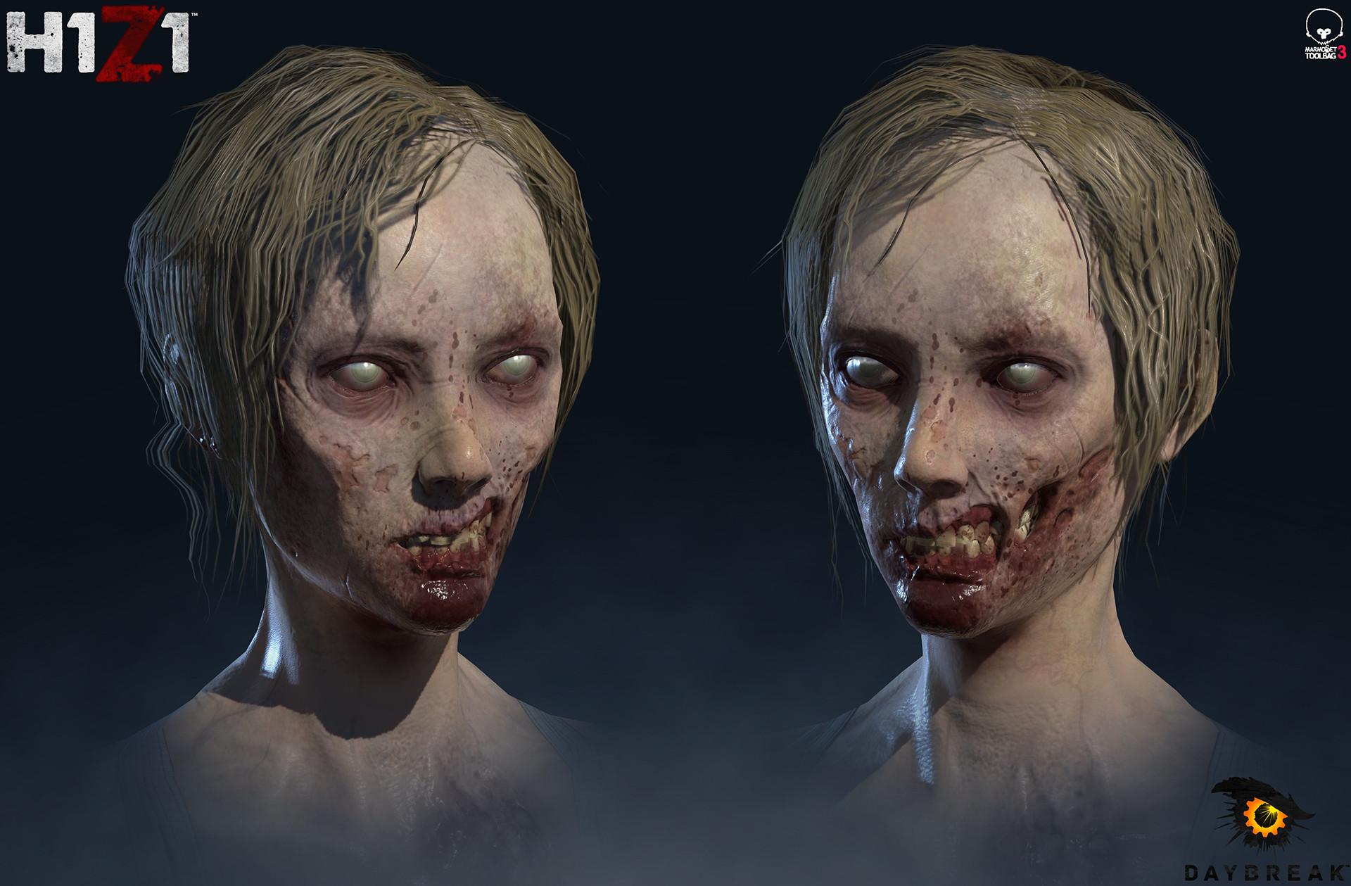 Satoshi arakawa zombie female hex 01