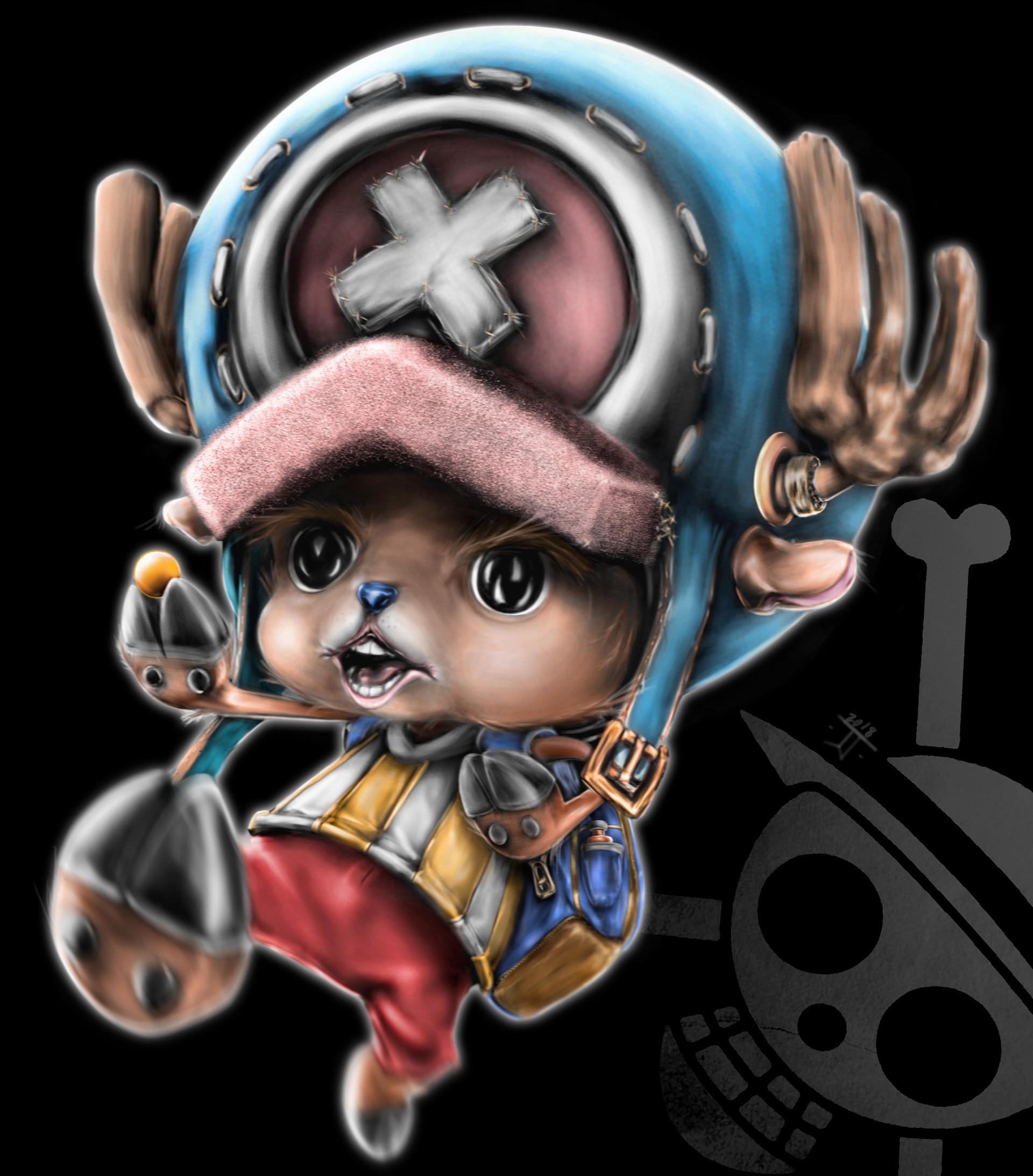 Gambar Chopper One Piece Lucu