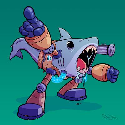 Dan velez shark ii
