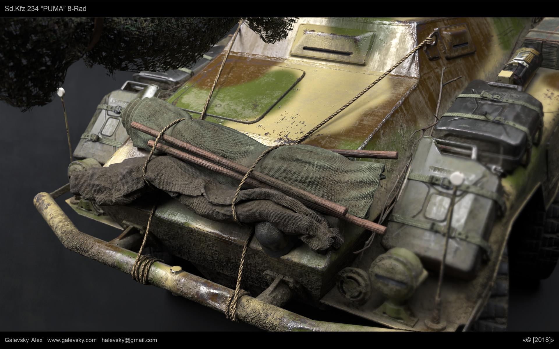 Aleksander galevskyi model fin 06