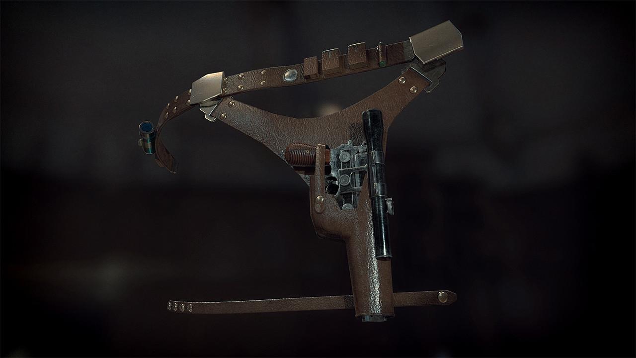 DL44  - Han Solo's Heavy Blaster Pistol (Opacity Map Version)