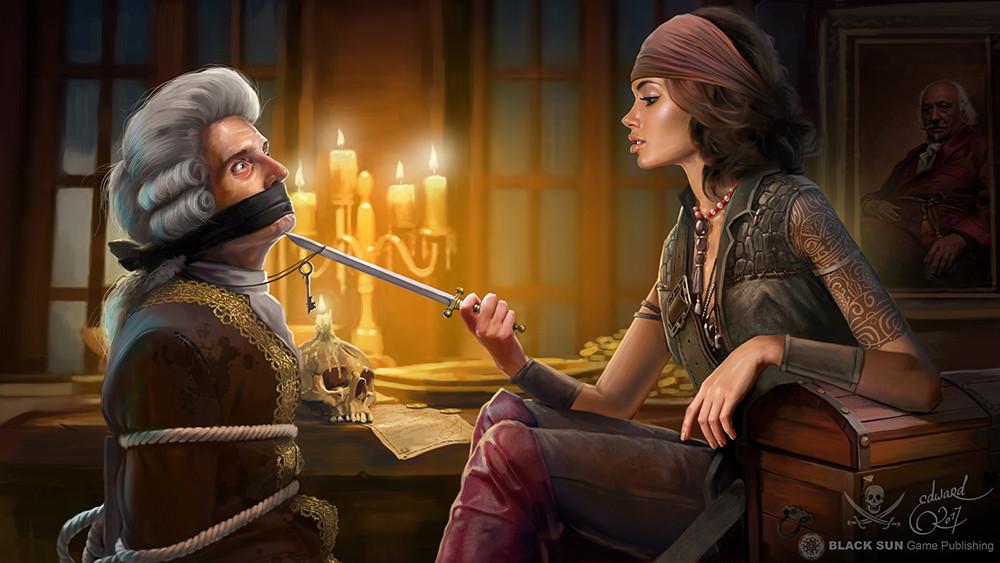 Edward halmurzaev the pirate viii web