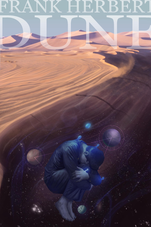 Julien lesne dune cover redo def