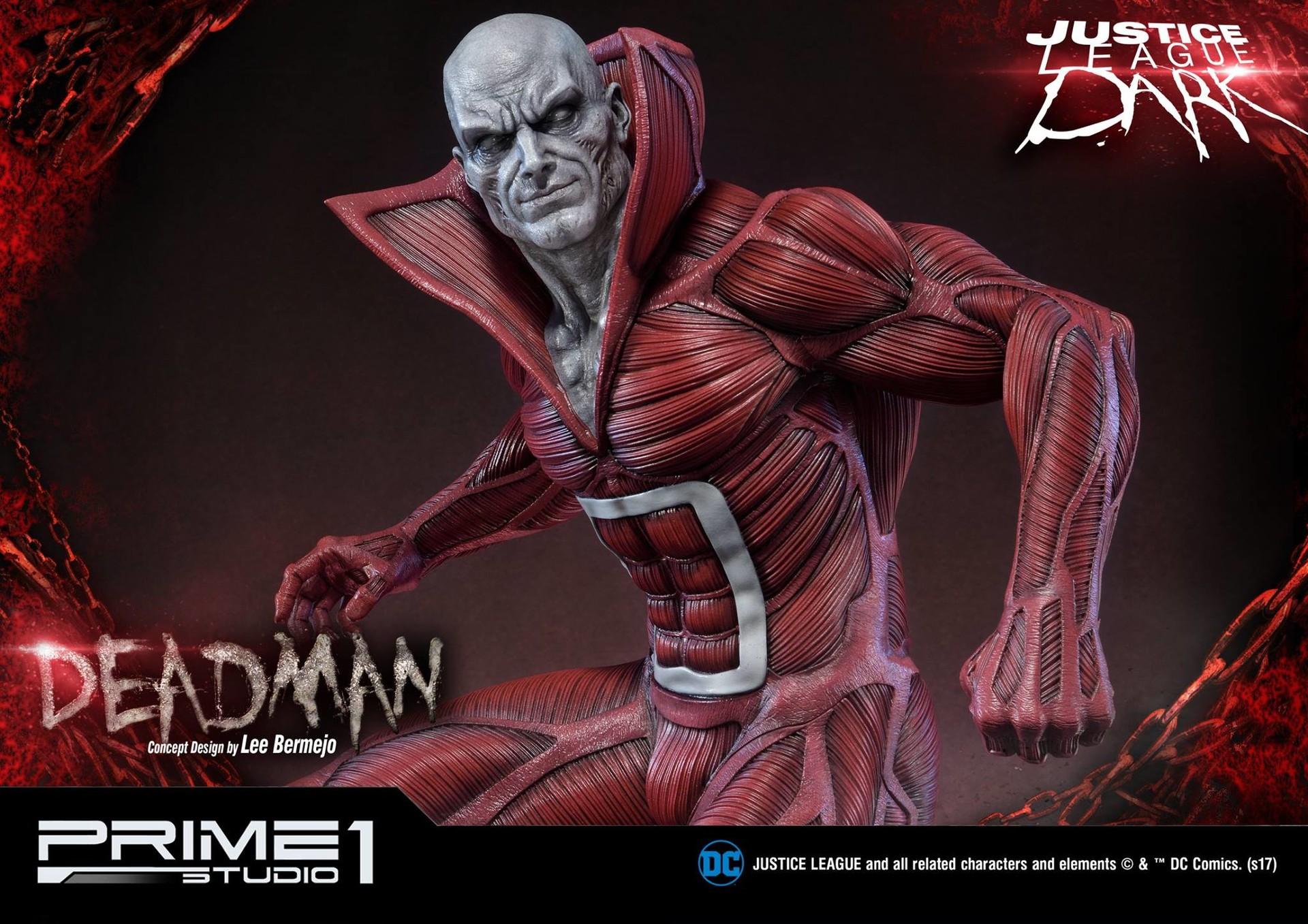 Bernardo cruzeiro prime 1 deadman statue 014