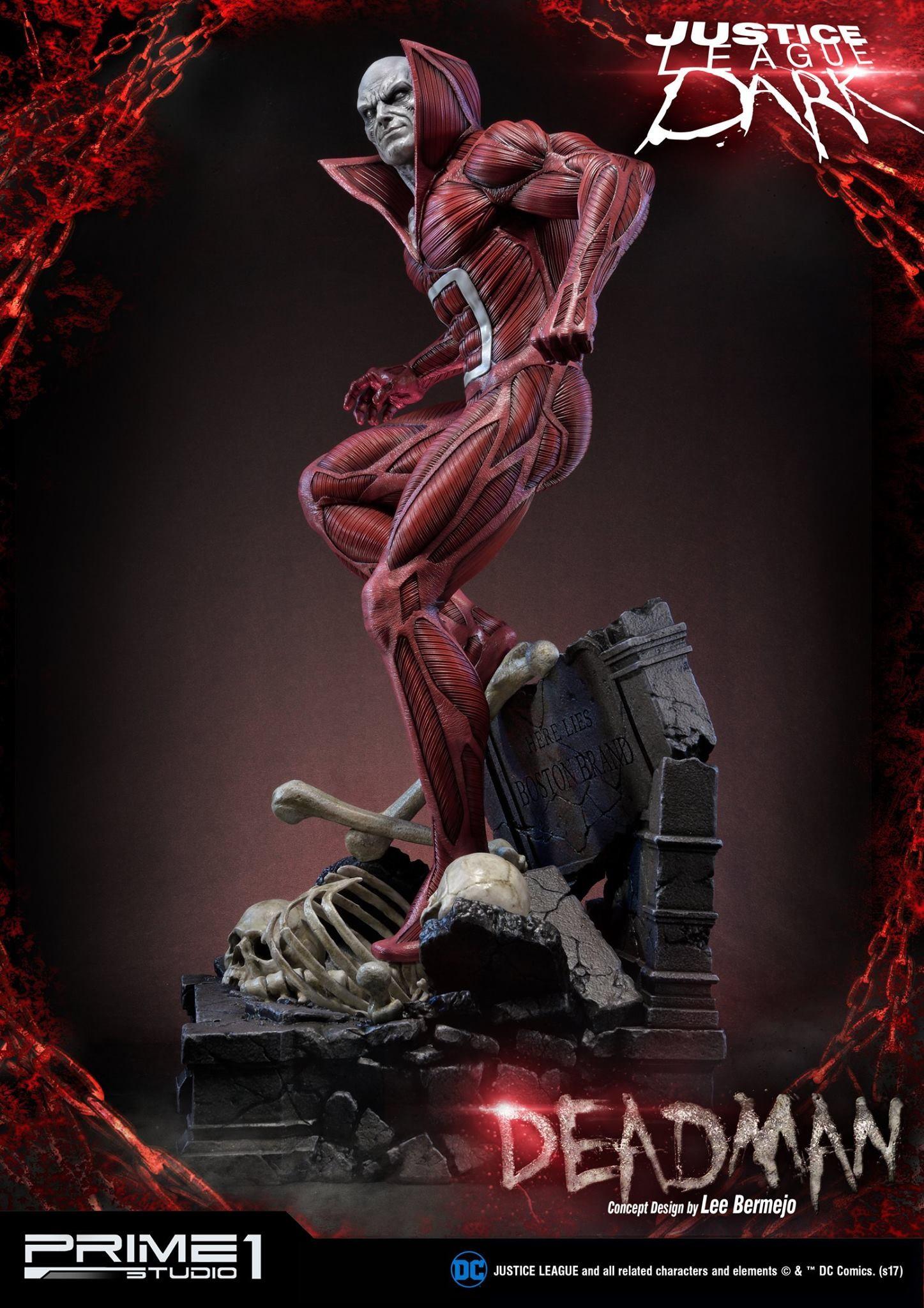 Bernardo cruzeiro prime 1 deadman statue 007