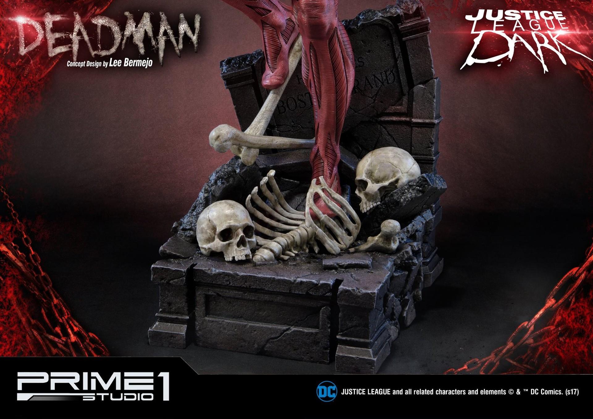 Bernardo cruzeiro prime 1 deadman statue 018
