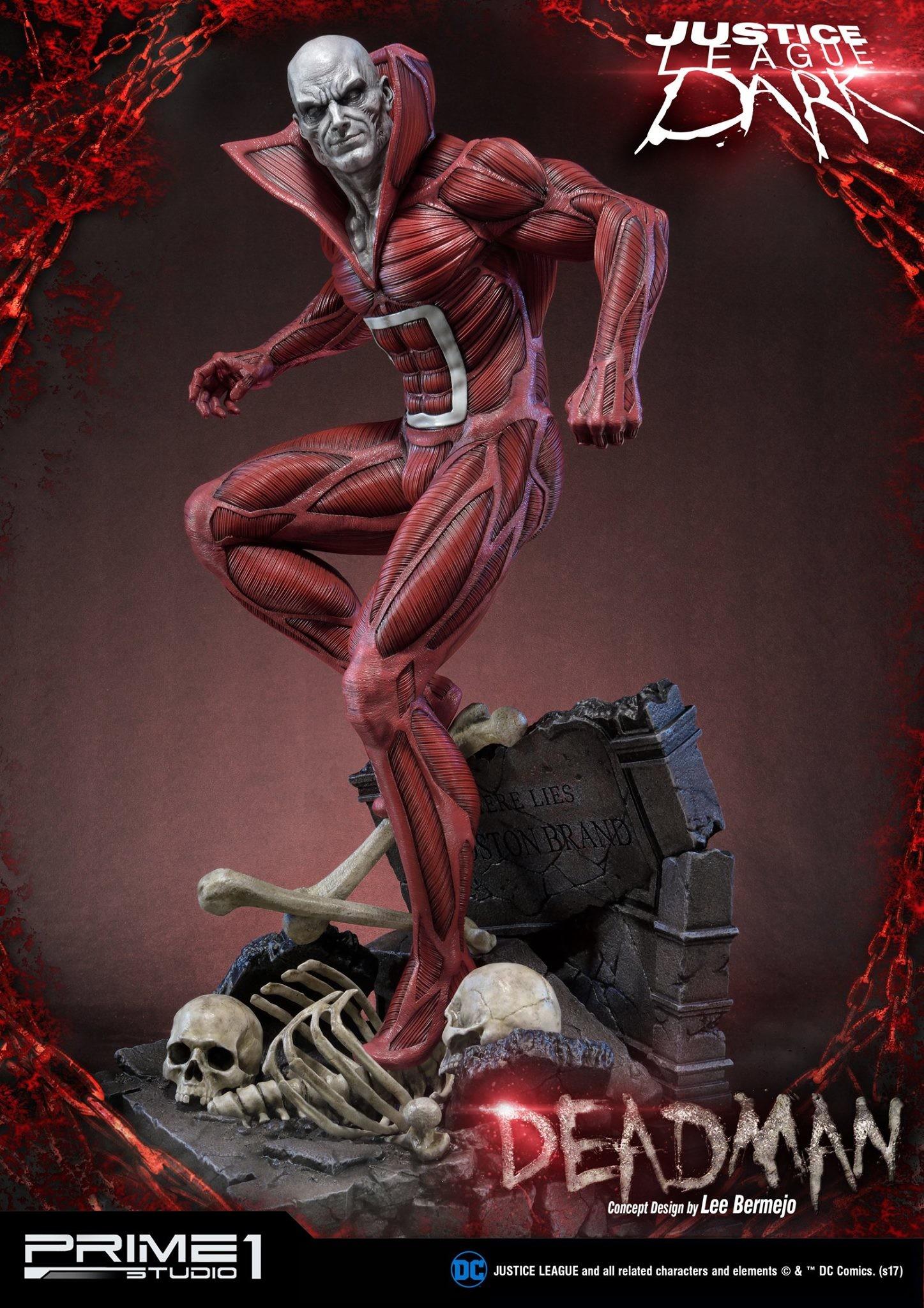 Bernardo cruzeiro prime 1 deadman statue 003