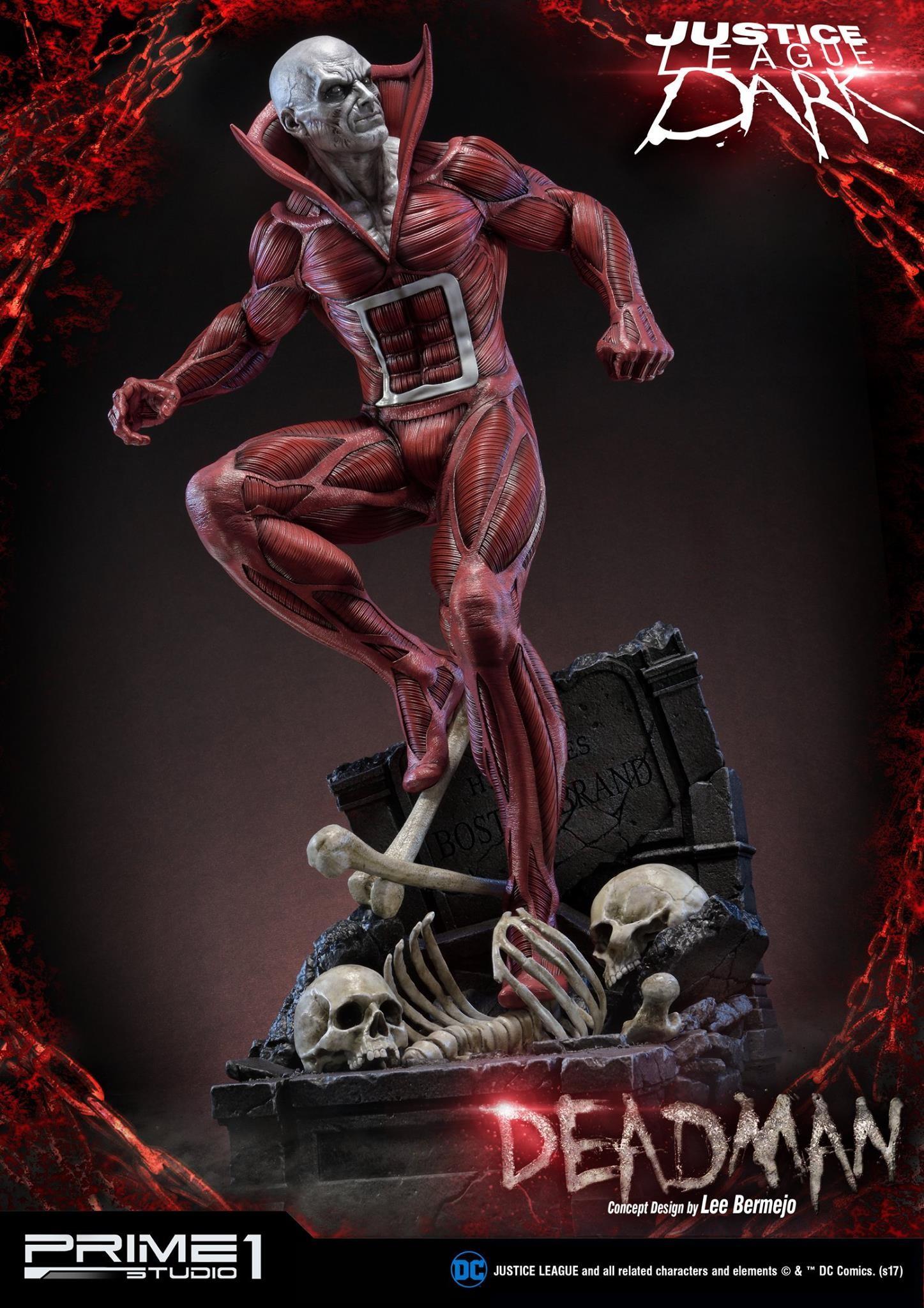 Bernardo cruzeiro prime 1 deadman statue 013