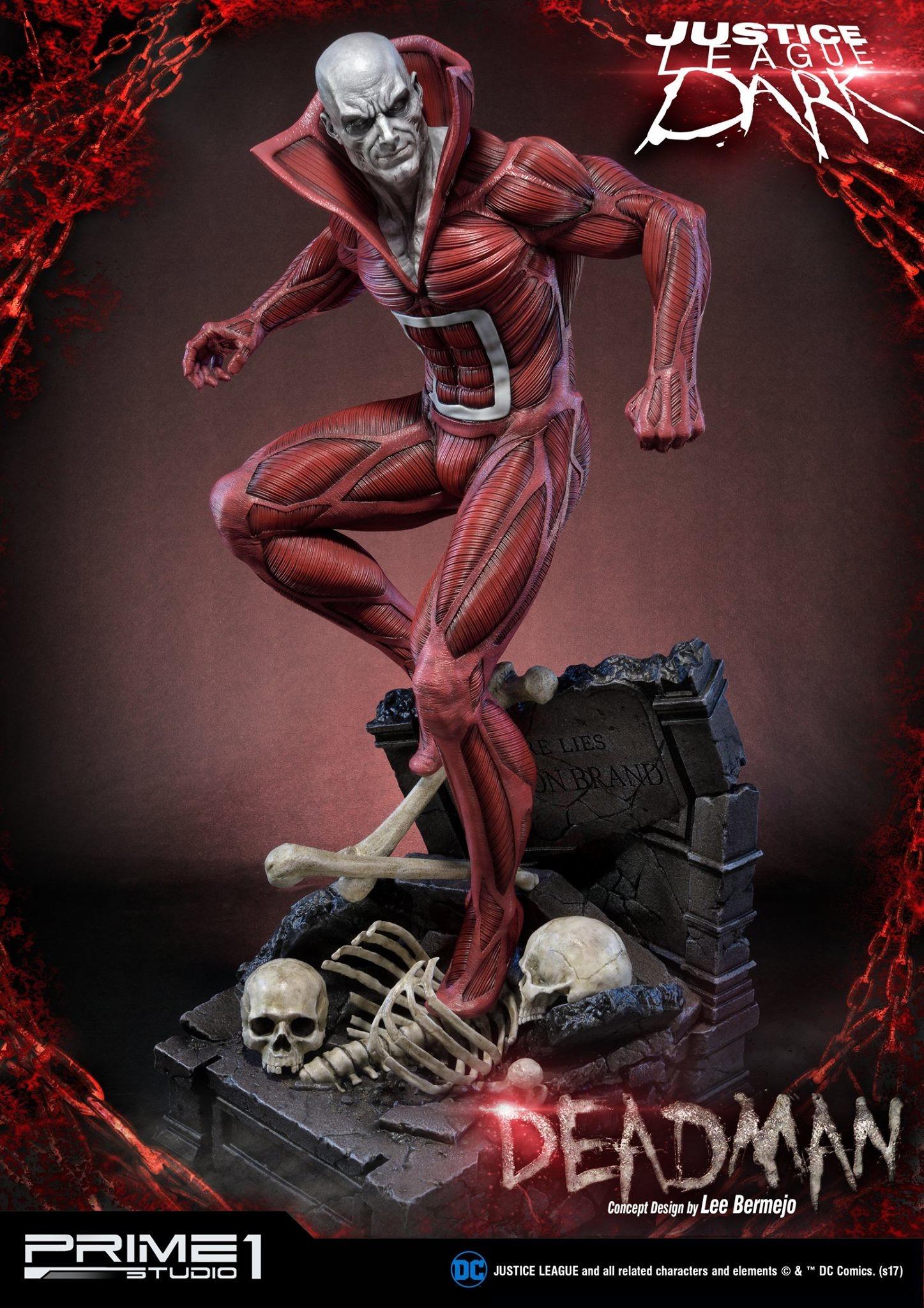 Bernardo cruzeiro prime 1 deadman statue 005