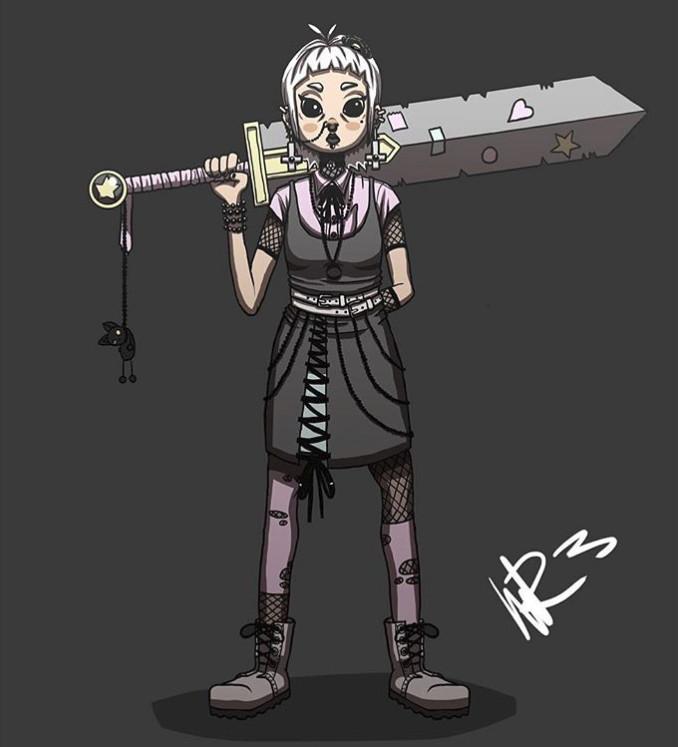Mattias rosquist swordgirl