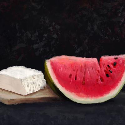 Ali maher watermelon