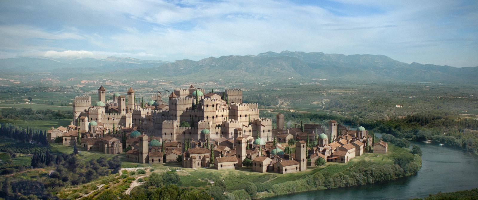 Byzantine City