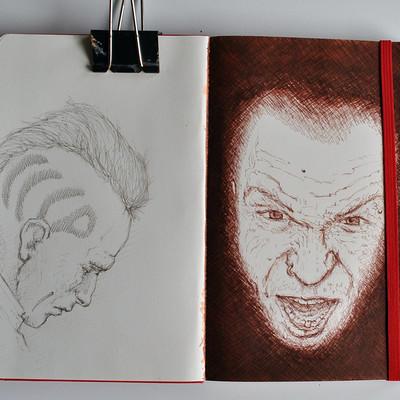 Maurizio barabani selfportrait01