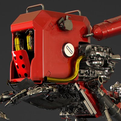 Ying te lien robot 05