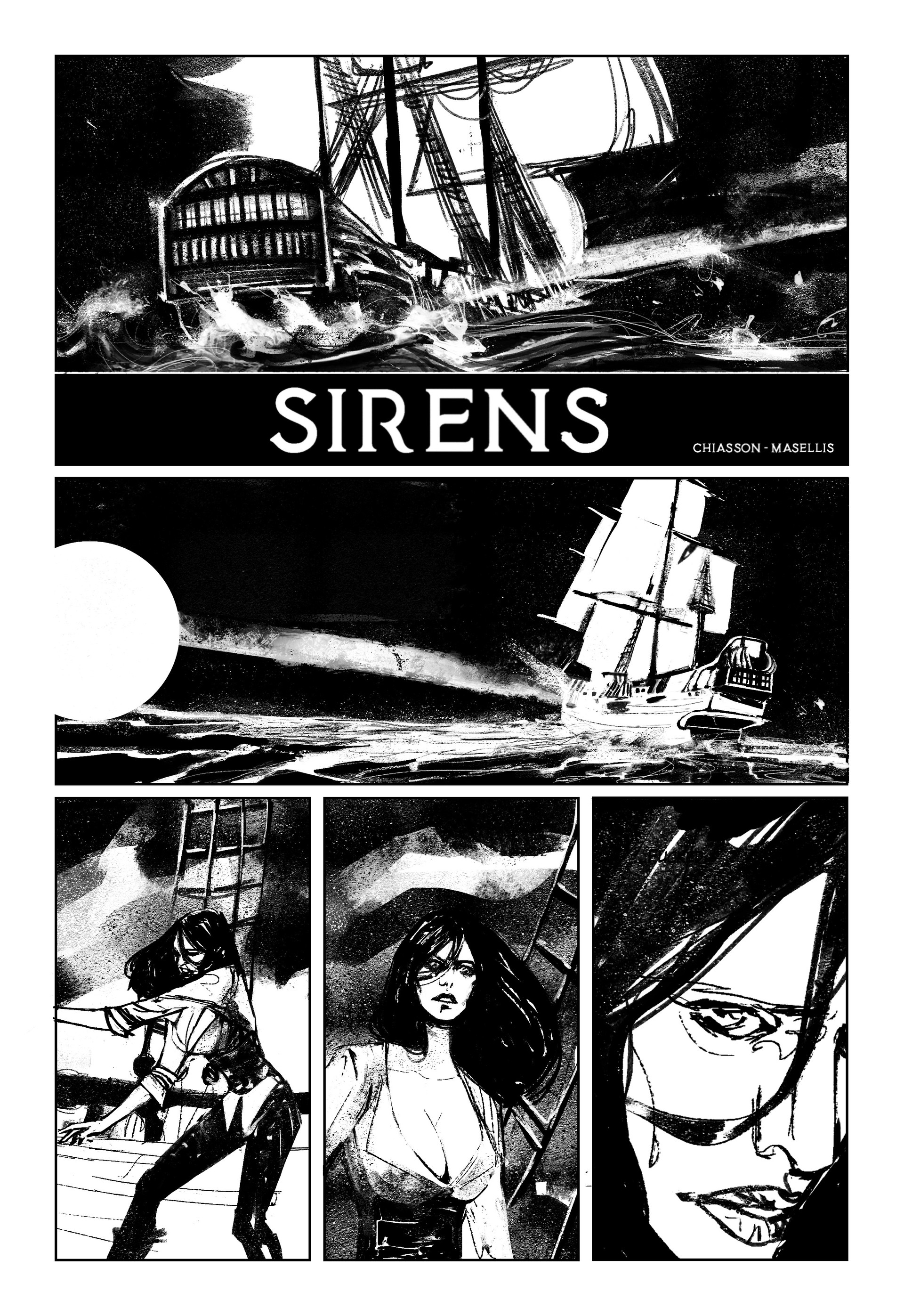 sirens page 1