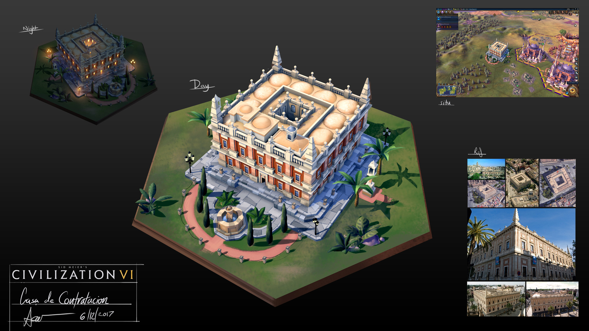ArtStation - Civilization VI: Rise & Fall Concept Art